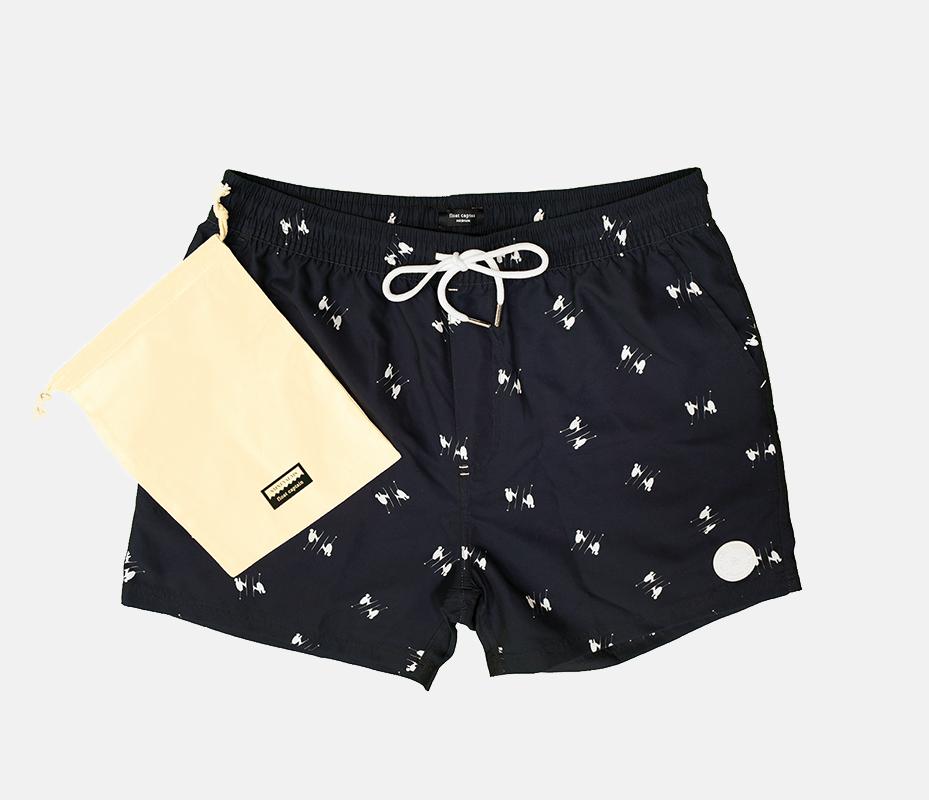 bag andf shorts