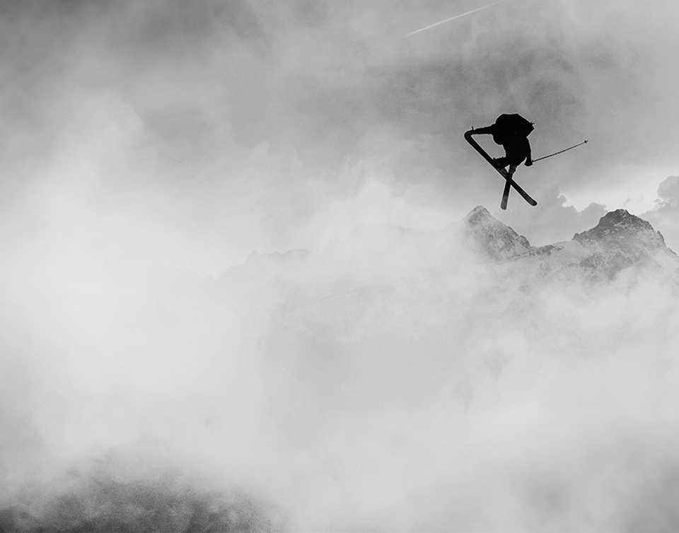skiing photo copy